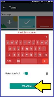 Tutorial Ganti Warna Keyboard Smartphone 6