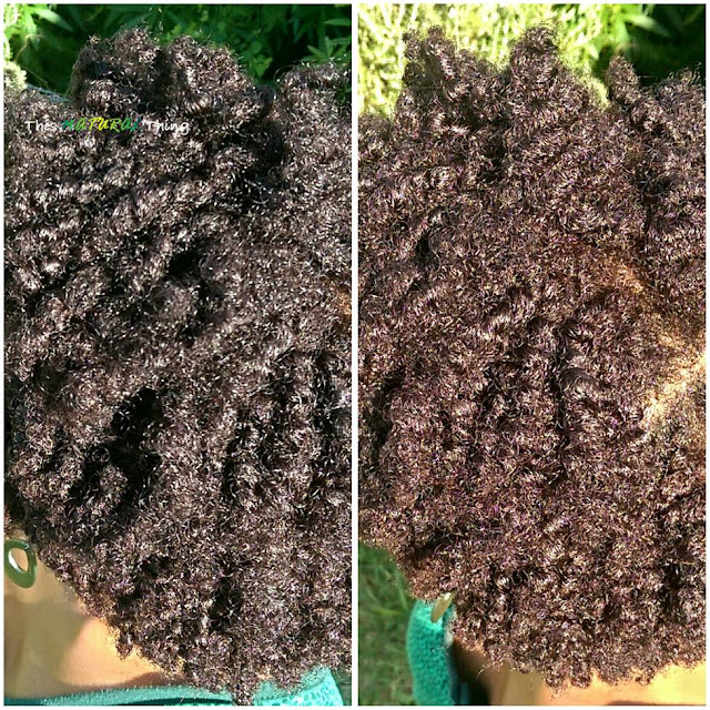 DIY Permanent Colour on Natural Hair | This NATURAL Thing