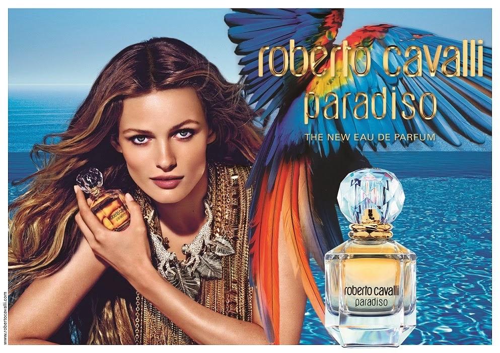 Kiwis Angels Roberto Cavalli Paradiso Perfume