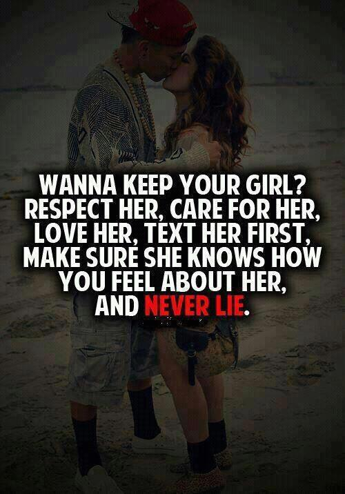 Dont want to keep dating a girl