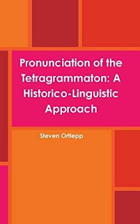 Pronunciation of the Tetragrammaton by Steven Ortlepp