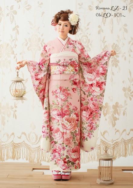 Japan Fashion 日本ファッション Liz Lisa Furisode Kimono リズリサ 振袖・着物