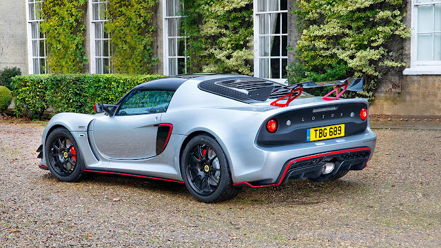 Lotus Exige Sport 380: Supercar killer