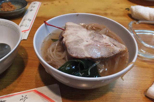 reimen 冷麺