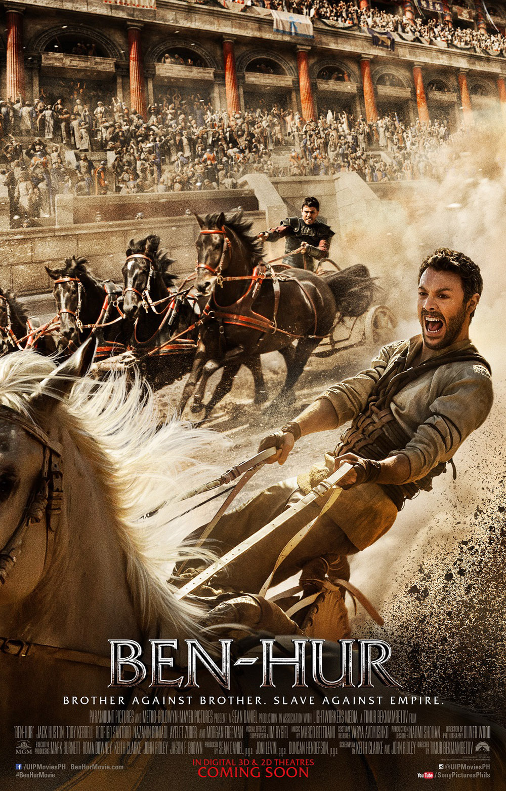 pcheng photography movie review ben hur growing up in a devout catholic household and studying in catholic schools from pre school to college i have always hear about the r occupation in