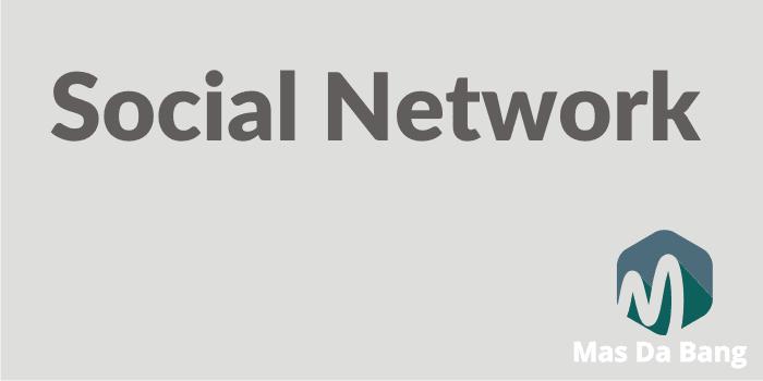 Membuat Widget Social Network Dengan Effect Keren