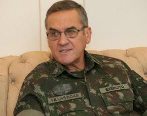 Para general do Exército, 'malucos' é que defendem intervenção militar