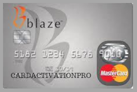 How To Make A Blaze Credit Card Payment Card Activation Pro The