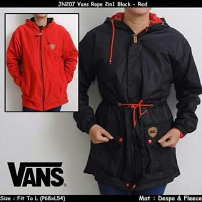 jaket parka couple