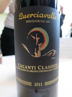 Losi Querciavalle Chianti Classico 2011 (89 pts)