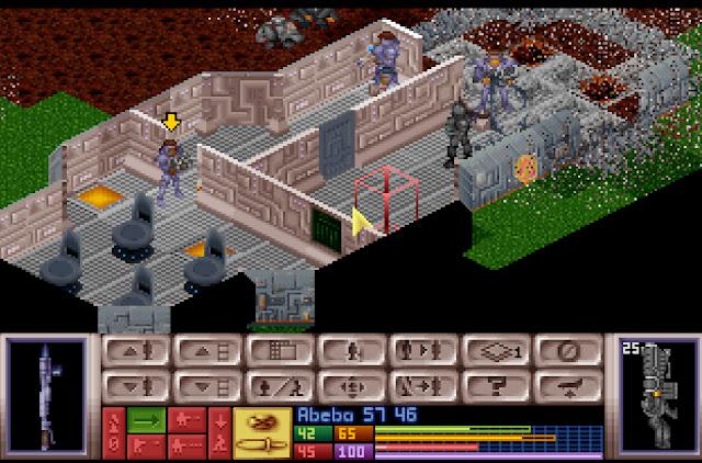 Open Xcom - MiB Ship Screenshot