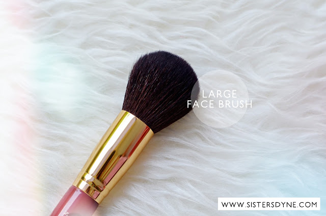 LAMICA LARGE FACE BRUSH
