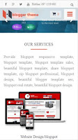 Theme blogger template blogspot shop web
