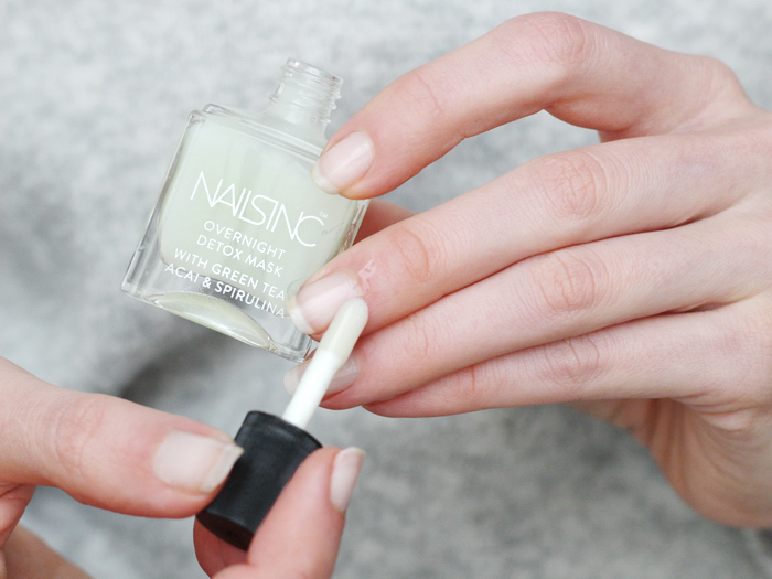 Nails inc Overnight Detox Mask