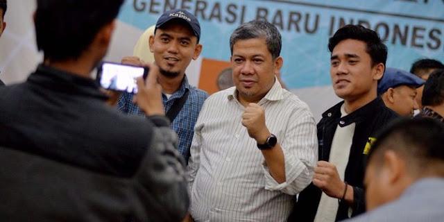 Wakil Ketua DPR RI Fahri Hamzah Ogah Jadi Presiden PKS Dan Lebih Pilih Jualan Kopi