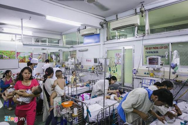 Bệnh viện Nhi Đồng 1 (TP.HCM)