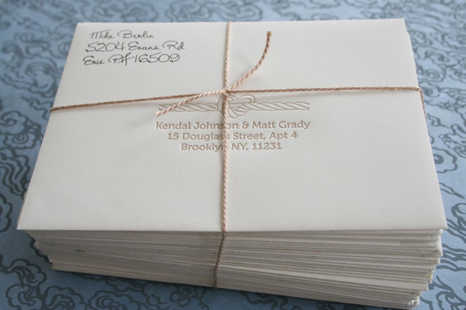Red Wedding Invitations Envelopes For Wedding Invitations