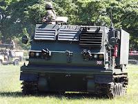 British Army Armoured Vehicles