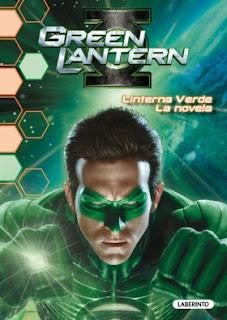 Linterna Verde. La novela.