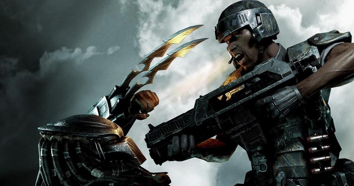aliens vs predator game - photo #1