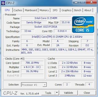cách kiểm tra thông tin máy bằng phần mềm
