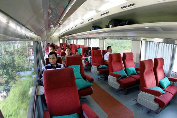 Indonesia Railway News Apa Sih Perbedaan Kelas Eksekutif