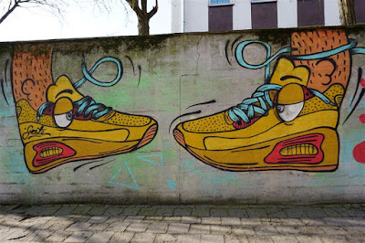 Arte callejero en Gorzów Wielkopolski