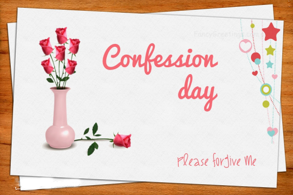 Anti-Valentine Confession Day Pictures