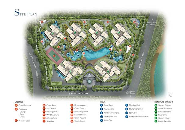 Lakeville @ Lakeview Site Plan