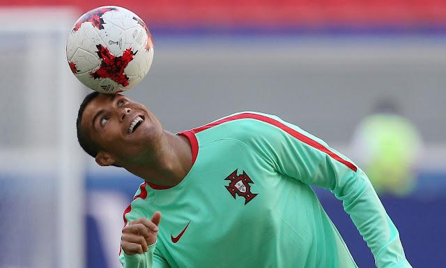 Cristiano Ronaldo di Ambang Pintu Keluar Real Madrid