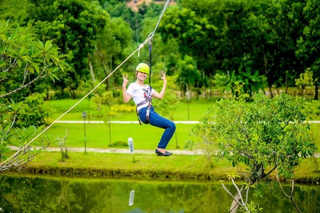 Zipline – A New Adventure Tourism Service In Vietnam 2