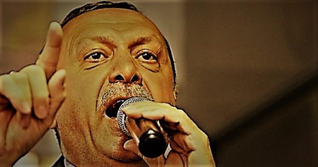 Παραλήρημα Ερντογάν: Σμύρνη εσύ που έριξες τους γκιαούρηδες στη θάλασσα