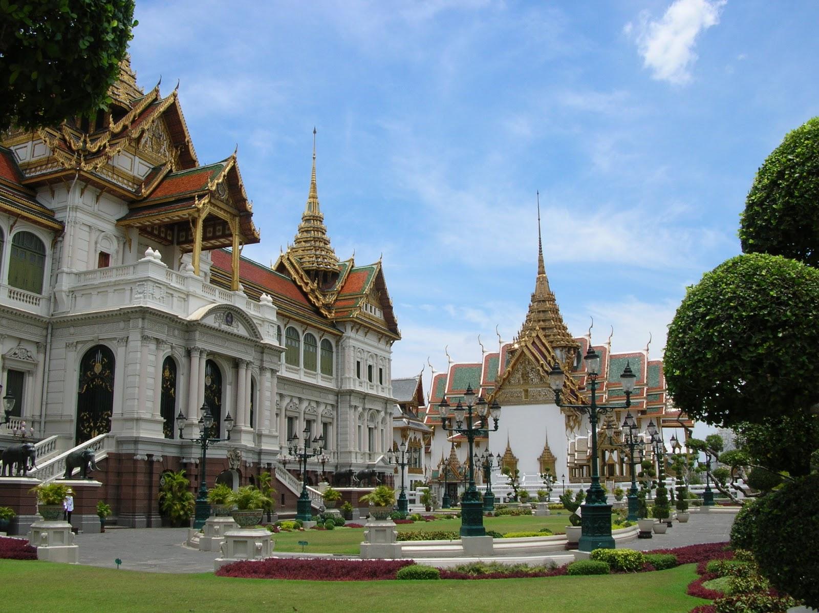 World Visits: Bangkok Thailand Trip Info And Photos