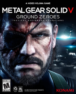Metal Gear Solid V: Ground Zeroes (PC) 2014