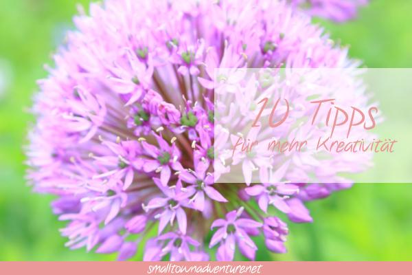 10 Tipps für Kreativität - Tipps gegen Kreatief - Kreativität - Mehr Kreativität- Blogparade Kreativ und Frei - Blogparade - Naturfotografie - Blumenfotografie - Blumenliebe - Flowerpower - Canonfotografie - Canon EOS 600D