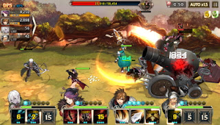 Download King's Raid APK MOD High Damage
