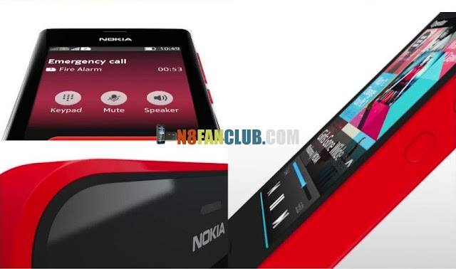 Asha Series - Mini Nokia N9?