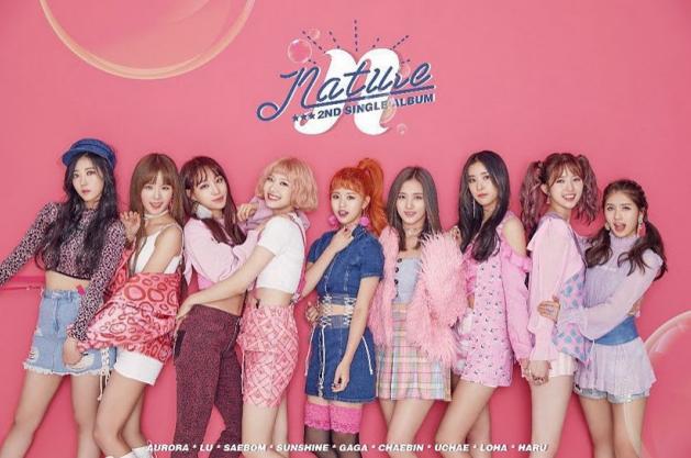 NATURE 네이처 comeback nueva integrante