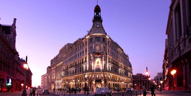 Nuevos hoteles 5 estrellas Madrid