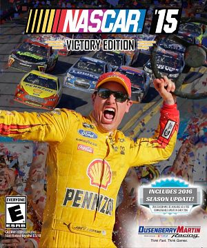 NASCAR 15 Victory Edition PC Full (1-Link)