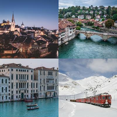 Bercuti Ke Itali, Switzerland Dan Turki Secara Percuma