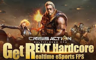 crisis action-esports fps mod apk