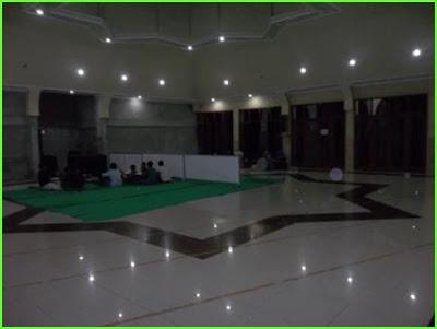pengajian masjid palu