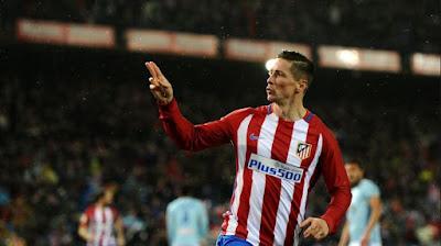 Torres Belum Ada Terpikirkan Untuk Tinggalkan Atletico Madrid
