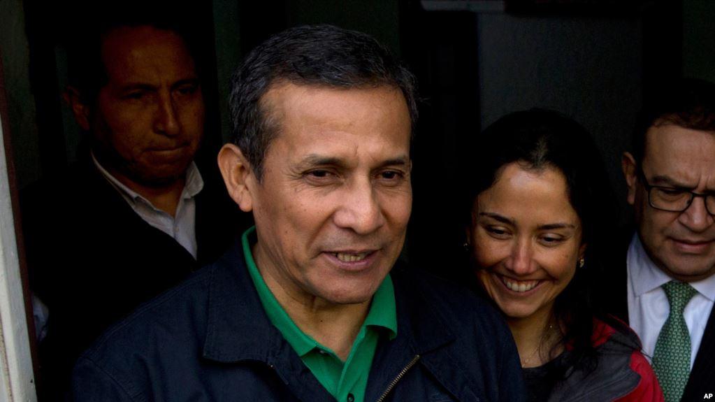 La pareja estuvo encarcelada desde julio de 2017 por el caso Odebrecht / AP