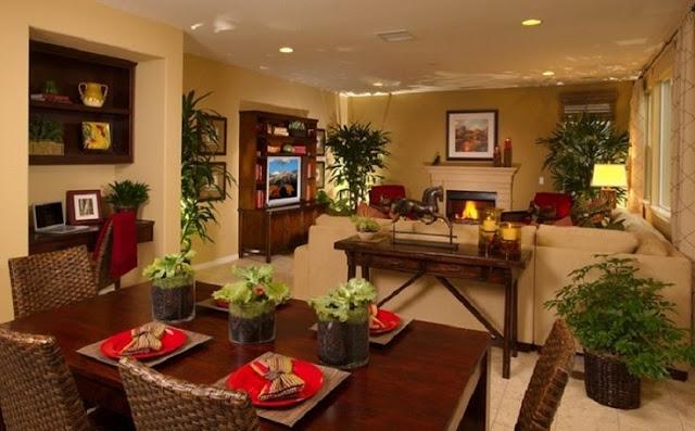 Ide Desain dan Dekorasi Ruang Makan Minimalis