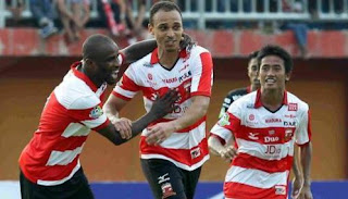 Madura United Taklukkan PS TNI 3-2 #Liga1