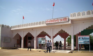 भारतीय सैनिक के जीत का प्रतीक है श्री तनोट माता का मंदिर