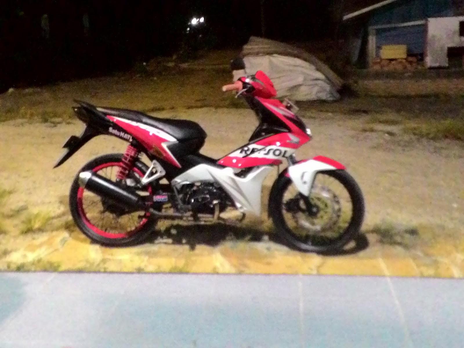 51 Modifikasi Motor Honda Blade 110cc Terbaru Dan
