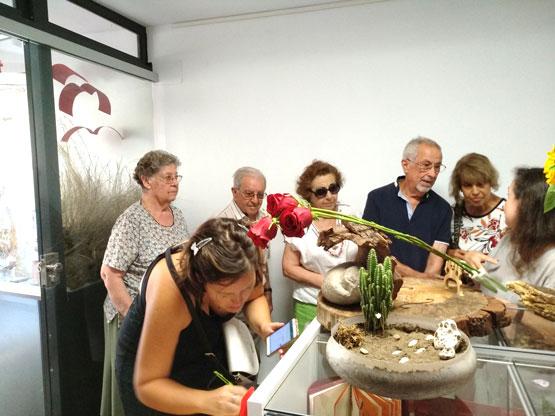 Plaquetones i iketones a la Sénia